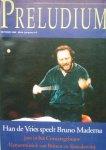 red. - Preludium. Programmablad voor Concertgebouw en Koninklijk Concertgebouworkest.