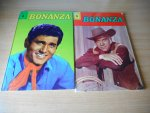 Fleming, Ronald - Bonanza. Een oude vete. Deel 5.