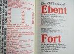 Werkman, H.N., Dijkstra, J. - Land - Volk - Zeit - Kunst