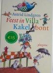 LINDGREN, Astrid - Feest in Villa Kakelbont / voorleesverhalen van Astrid Lindgren