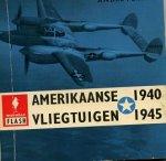 Pernet, A; Klaauw, B. van der - Amerikaanse Jachtvliegtuigen 1940-1945