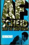 Hemingway - Afscheid  van de wapenen