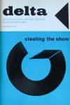 Carmiggelt, Simon,  Fuchs, R,  et al  Dick Elffers (book design) - Delta A Review of Arts Life and Thought in The Netherlands summer 1970 Volume Thirteen Number Two (design Dick Elffers)