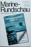 Köhl, F. - Vom Original zum Modell: Uboottyp XXI.  (Sonderdruck Marine-Rundschau.)