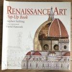 Farthing, Stephen and Hawcock, David (paper engineering), Montgomery, Lee (ills.) - Renaissance Art Pop-Up Book