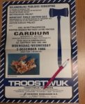 Troostwijk - Auction Brochure Cardium