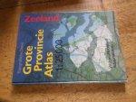 Topografische Dienst - Grote provincie atlas  Zeeland