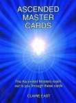 Claire East - Ascended Master Cards