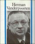 VANDERPOORTEN, HERMAN. - OP DE LIPPEN VAN HERMAN VANDERPOORTEN.