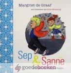 Graaf, Margriet de - Sep en Sanne, deel 3 *nieuw* --- Vrolijke voorleesverhalen