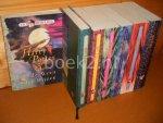 Rowling, J.K. - Harry Potter: en de Steen der Wijzen + en de geheime Kamer + en de Gevangene van Azkaban + en de Vuurbeker + en de Orde van de Feniks + en de Halfbloed Prins + en de Relieken van de Dood [Set van 7 boeken]