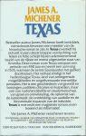 Michener, James A. - TEXAS - EEN ADEMBENEMEND BEELD VAN DE RIJKSTE EN MEEST UITGESTREKTE STAAT VAN AMERIKA