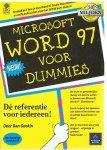 Gookin, Dan - Microsoft Word 97 voor Dummies