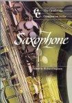 Ingham, Richard (ds1269) - Cambridge Companion to the Saxophone