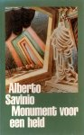 Savinio, Alberto - Monument voor een held