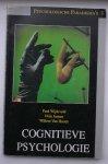 WIJDEVELD, PAUL & JAANUS, HEIN & HOORN, WILLEM VAN, - Cognitieve psychologie. Psychologische paradigma`s 3.
