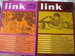 Derwisj, Machmoed - LINK, deel 11, studententijdschrift o.a. China, Israel, Mao-strip
