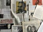 Nietzsche, F. - Aantal (11) knipsels over F. Nietzsche, 1946-2019