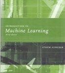 Alpaydin, Ethem (ds32b) - Introduction to Machine Learning 3e