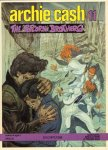 Malik/ J.M. Brouyere & Teeseling - Archie Cash nr. 11 , The Popcorn Brothers  , softcover, goede staat