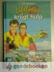 Burghout, Adri - Lifeliner 2 krijgt hulp --- Deel 2 uit de Lifeliner-serie