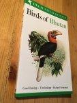 Inskipp & Grimmett - Birds of Bhutan