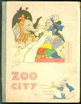 Bé́atrice Mallet ( Nederlandse tekst P. J. De Ridder ) - Zoo-stad