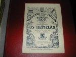 JAGER, J.T. de - FRIESLAND  EN  DE  FRIEZEN    leerboek  over  de  geschiedenis  van  Ús  Heitelân  prenten  van  DOZY