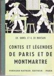 Ch. Quinel & A. De Montgon - Contes et légendes de Paris et de Montmartre