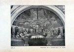 """Vermeylen, August - Geschiedenis der Europeesche plastiek en schilderkunst - Eerste deel: De Middeleeuwen (van het begin der Christelijke kunst tot de voltooiing der """"Aanbidding van het Lam"""" in 1432) - B Platen"""