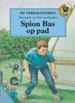 Erk-van Heusden, Rosemarie - Spion Bas op pad. Met tekeningen van Fred de Hey