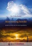 Butter, Ds. P. den - Bestemming bereikt *nieuw* --- De hemel of hel en de reis daarheen