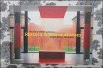 DE ROUX, Emmanuel; - REFLETS ET TRANSPARENCES. CROIX-ROUGE FRANCAISE. REICHEN ET ROBERT ARCHITECTES,
