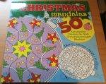 Christmas Mandalas - Christmas Mandalas, 50 kerstballen om in te kleuren