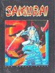 - SAMURAI - Life on the Road - Barry Blair - Mad Monkey Press