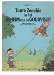 Marechal - Collectie Jong Europa 44 tante Zenobie in het geheim van de goudvisjes