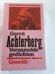 ACHTERBERG, Gerrit - Verzamelde gedichten