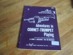 George A. Christopher - Paul van Bodegraven - Adventures in Cornet-Trumpeyt Playing book one
