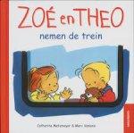 Metzmeyer, Catherine / Vanenis, Marc - Zoe en Theo nemen de trein