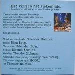 Holman, Theodor / Büch, Boudewijn / Büchmania - Het kind in het ziekenhuis. Enkele uren uit het leven van Boudewijn Büch (op CD)