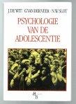 Slot, N.W. - Psychologie van de adolescentie / ontwikkeling en hulpverlening