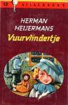 Heijermans, Herman - Vuurvlindertje. Een nieuw verhaal voor groote kinderen