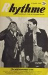 Haaren, J.H.J. / Acket, P. (red.) - Rhythme maandblad voor de moderne muziek