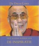 Dalai Lama,  de - Het kleine boekje van de inspiratie