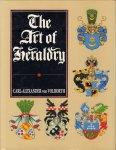 Volborth, Carl-Alexander von - The Art Of Heraldry, 224 pag. hardcover + stofomslag, zeer goede staat