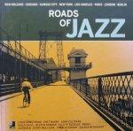 Peter Bölke. / Rolf Enoch. - Roads of Jazz / New Orleans, Chicago, Kansas City, New York, Los Angeles, Paris, London, Berlin
