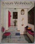 HATJE, GERD UND URSULA, - Knaurs Wohnbuch. 490 Beispiele zum einrichten der modernen Wohnung.