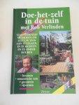 Verlinde Rob - Vaste planten boek , Woon tuinboek , Doe het zelf in de tuin