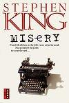 King, Stephen - Misery (cjs) Stephen King (NL-talig) pocket 9024545498 GLOEDNIEUW en in prachtige staat