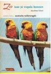 Tolman, Rinke - Zo  leer je vogels kennen, derde deel: exotische volièrevogels( plaatjesalbum compleet met plaatjes)
